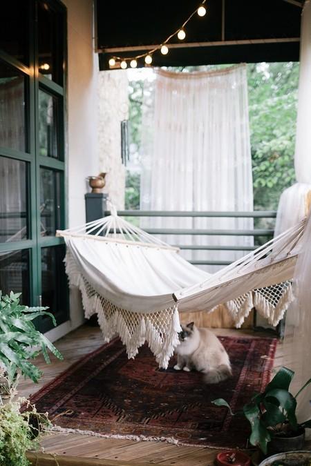 Boho Porch Hang