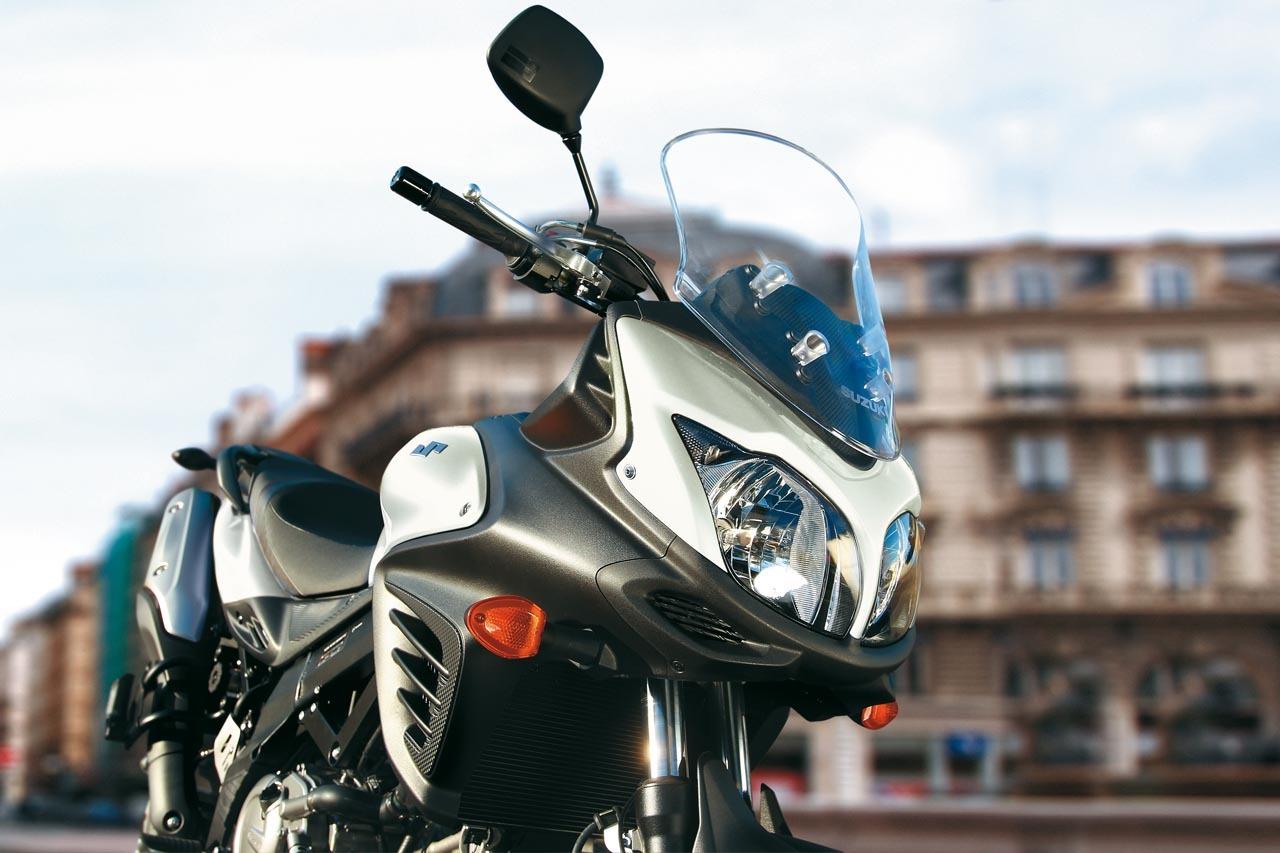 Foto de Suzuki V-Strom 650 2012, fotos de ambiente y accesorios (4/32)