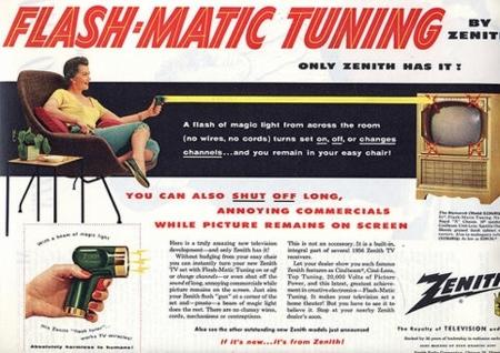 Anuncio flash matic