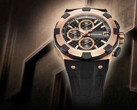 Concord presenta el C1 Chronograph: Un reloj inspirado en los autos de lujo