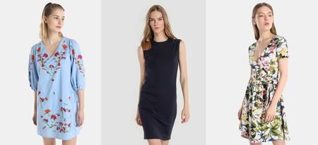 13 vestidos para mujer rebajados hasta un 50% en el festival de los descuentos de El Corte Inglés