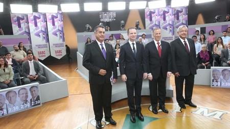 El tercer debate a la presidencia de México tendrá un apartado especial con preguntas de usuarios de Twitter y Facebook