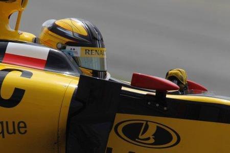 GP de España 2010: Robert Kubica con los pies en el suelo