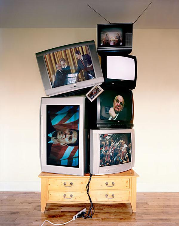 Foto de Material World, esculturas con nuestros desechos (6/7)