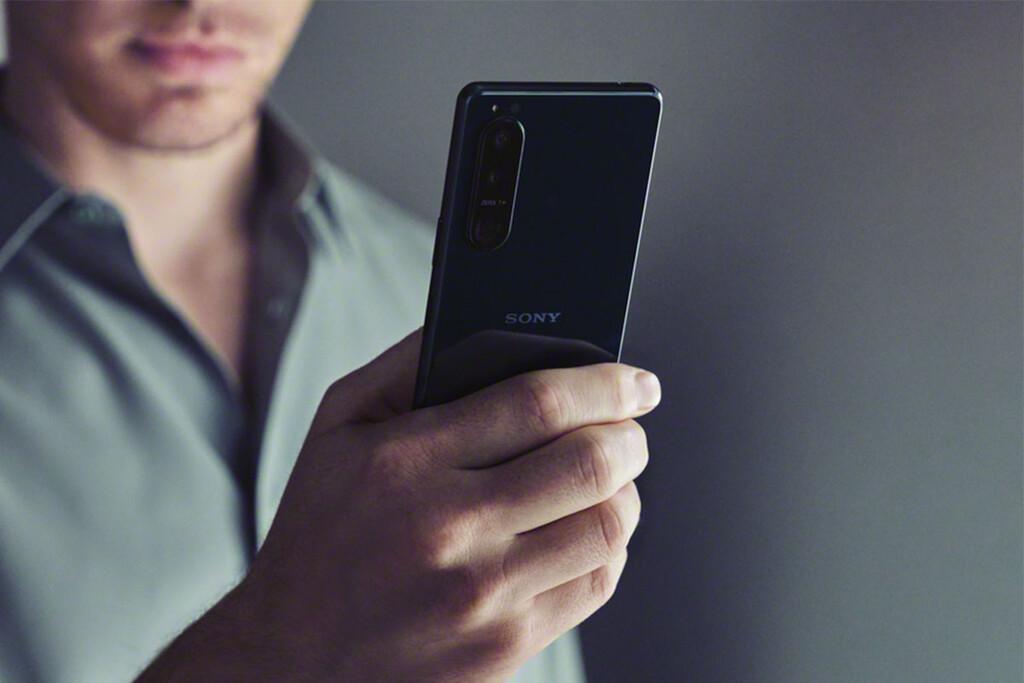 Sony Xperia™ cinco III: el gama alta compacto regresa con Snapdragon™ 888 y mas batería