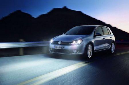 VW Golf LED 02