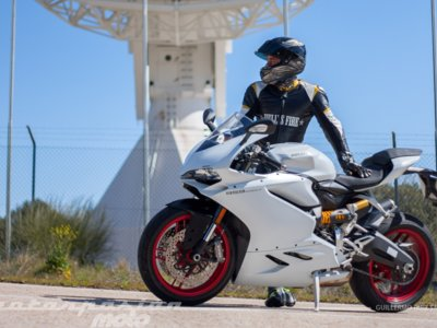 Probamos la exclusiva Ducati 959 Panigale: ligeros retoques y mucha clase