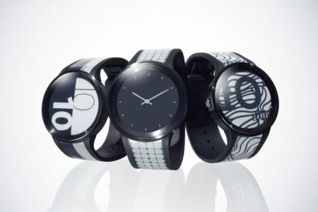 Sony encuentra sentido a la tinta electrónica en un reloj: diseños que cambian desde el móvil y gran autonomía
