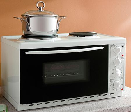 Cocinas pequeñas: electrodomésticos que ahorran espacio