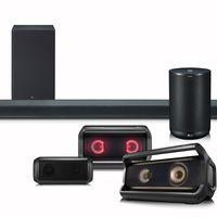 LG llevará al CES 2018 sus nuevos equipos de audio desarrollados en colaboración con Meridian Audio