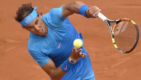 El reloj millonario con el que juega Rafael Nadal