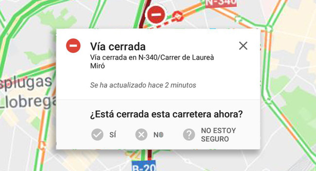 Cover Maps Waze