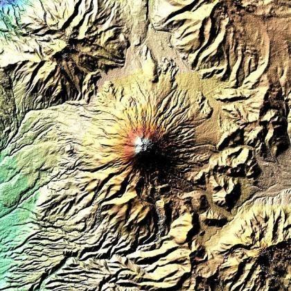 Volcanes del mundo (II)