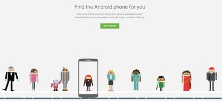Si no sabes qué celular comprar Google te asesora