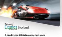Un nuevo Samsung Exynos 5 Octa estará listo para la puesta de largo del Galaxy Note 3