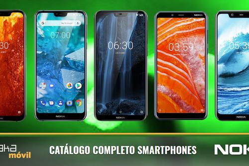 Nokia 8.3, así encaja dentro del catálogo completo de móviles Nokia en 2018