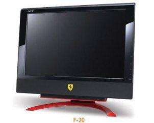 Monitores ACER Ferrari