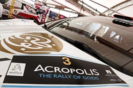Rally Acrópolis 2013: Sébastien Ogier el más rápido en la QS, Dani Sordo segundo