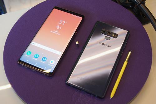 Samsung Galaxy Note 9, primeras impresiones: un ataque a los móviles gaming con más memoria, más autonomía y un acuerdo 'épico'