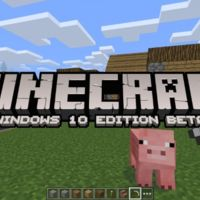 Ya se puede descargar la beta de Minecraft: Windows 10 Edition