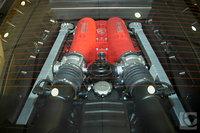 Ferrari planea motores V6 turbo y sistemas híbridos