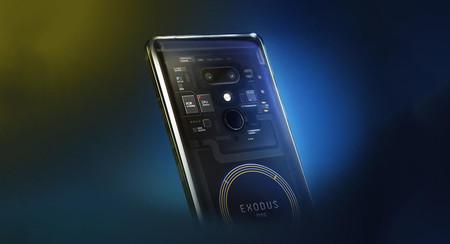 HTC planea renovar su HTC Exodus para finales de 2019