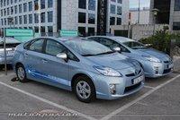 Toyota Prius Plug-in, presentación en Madrid (parte 1)