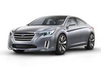 Subaru Legacy Concept - el Legacy que nunca será