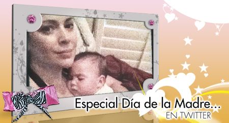 Happy Mother's Day! Las celebrities presumen de madres en Twitter