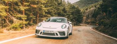 Probamos el Porsche 911 GT3, 500 CV hasta 9.000 RPM que generan adicción al conducirlo