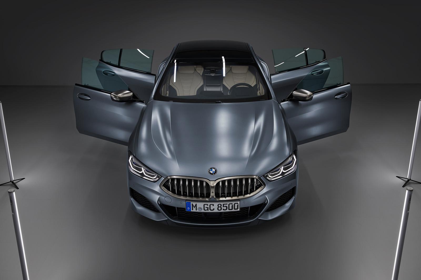 Foto de BMW Serie 8 Gran Coupé (presentación) (30/159)