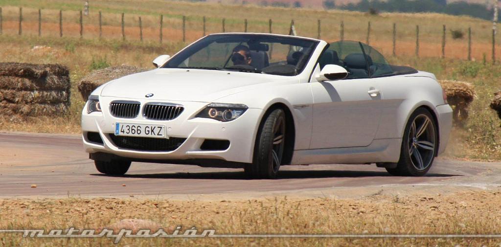 Foto de BMW M6 Cabrio (prueba) (42/68)