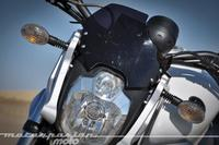 Yamaha MT-03, prueba (conducción en autopista y pasajero)
