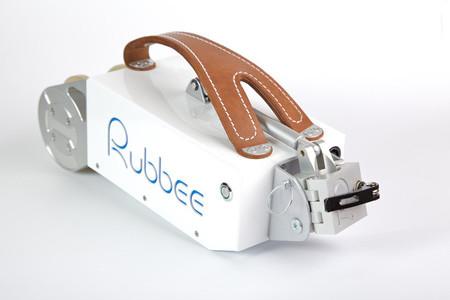 Rubbee, o electrifica tu bicicleta sin rodeos