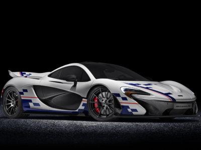 McLaren ya tiene en claro su futuro, un sucesor eléctrico del P1 y al muchos lanzamientos