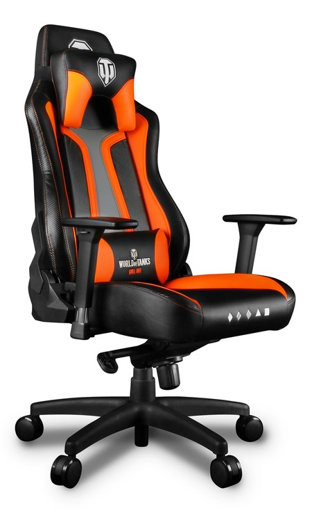 Silla gaming Arozzi Vernazza, edición World of Tanks, por 269 euros y envío gratis