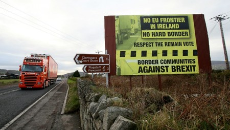 Irish Border Brexit