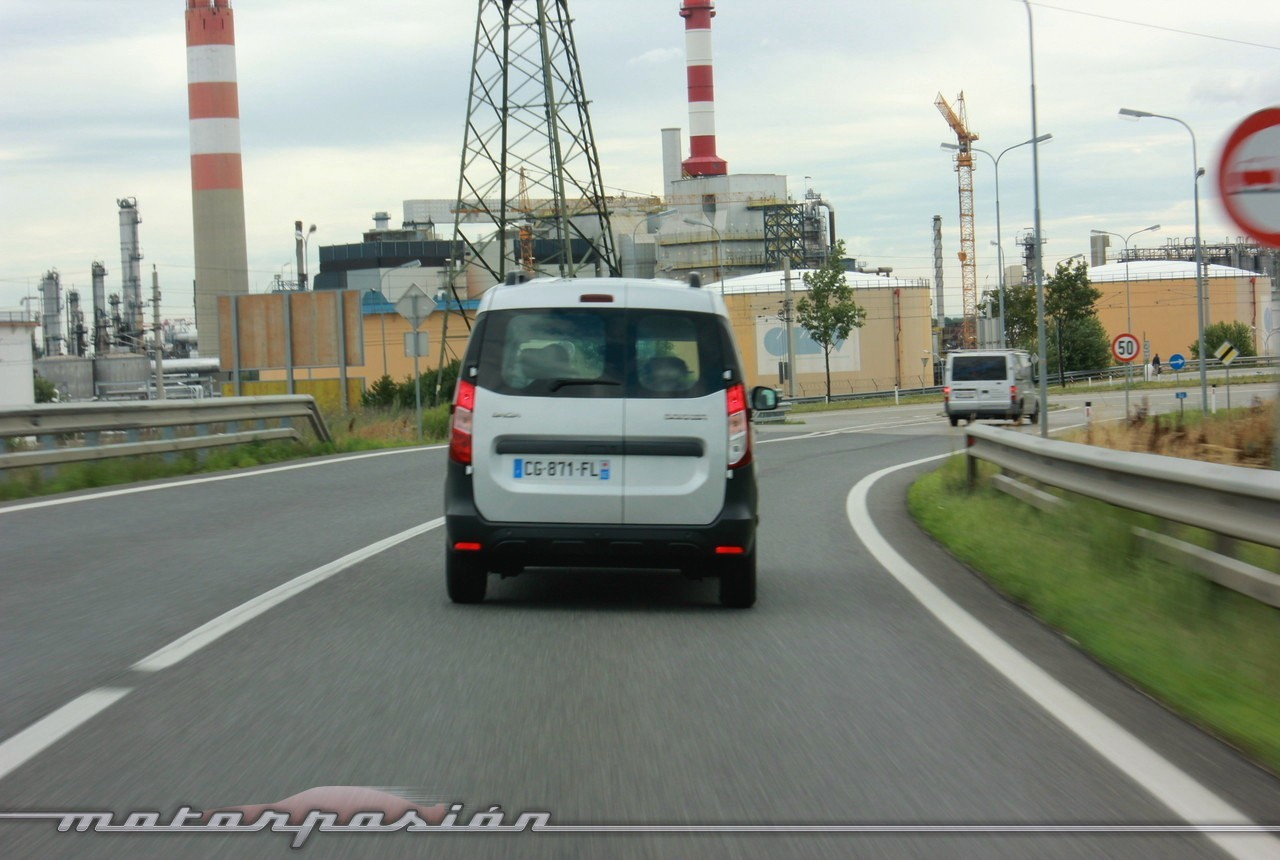 Foto de Dacia Dokker Van (32/35)