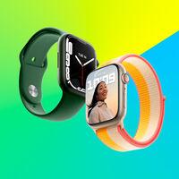 El nuevo Apple Watch Series 7 ya está rebajado: consíguelo por 30 euros menos y disfruta de su enorme pantalla