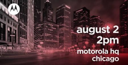 Motorola convoca un evento de presentación para el 2 de agosto: se esperan el Moto Z3, Motorola One y One Power