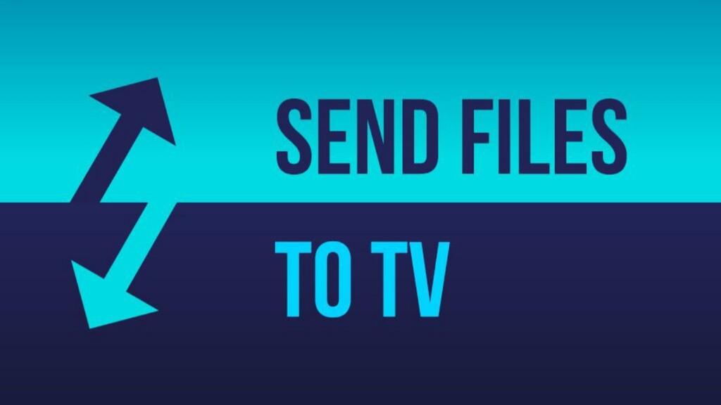 Enviar todo tipo de archivos(datos) a usted Android™ TV desde el teléfono u el ordenador es sencillo con 'Send files to TV'