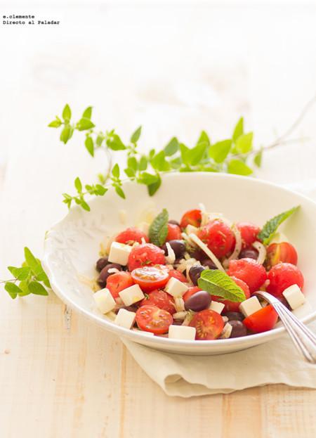 Paseo por la gastronomía de la red: recetas con fruta fresca