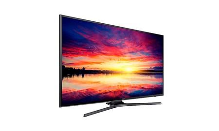 Smart TV de 43 pulgadas Samsung UE43KU6000, con resolución 4K, por 389 euros y envío gratis
