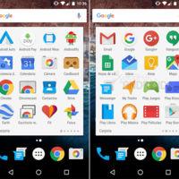 Google Now Launcher ahora te permite crear carpetas con más de 16 aplicaciones