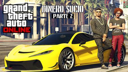 Más coches, armas, ropa y accesorios te esperan en la actualización Dinero Sucio Parte 2 para GTA Online