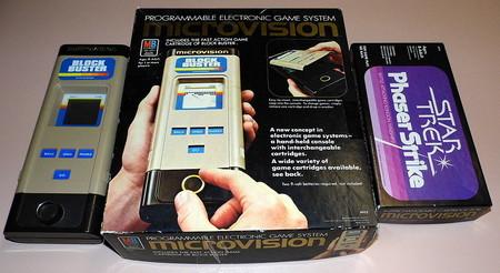 Microvision Con Caja