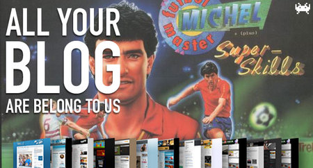 Eurocopas que ganamos cien veces, Wii U y los orígenes de todo. All Your Blog Are Belong To Us(CLIV)
