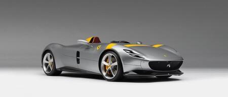 Crsitiano Ronaldo Ferrari Sp1 Monza 2