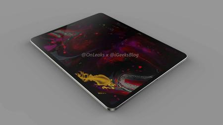 El iPad Pro de 12,9 pulgadas de 2020