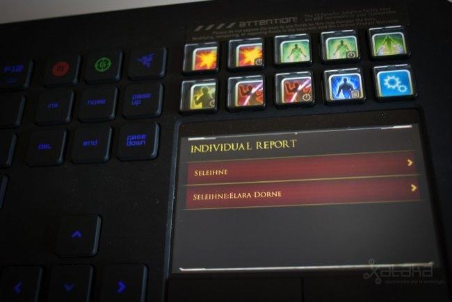 Razer DeathStalker Ultimate